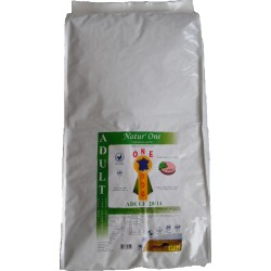 one dog adult 28/14 natur'one 15kg