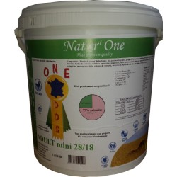 one dog mini adult 28/18 natur'one 5kg